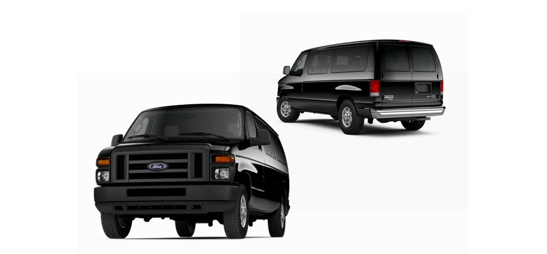 2014 Ford E Series 15 Passenger Van For Rent Green Bay Wi
