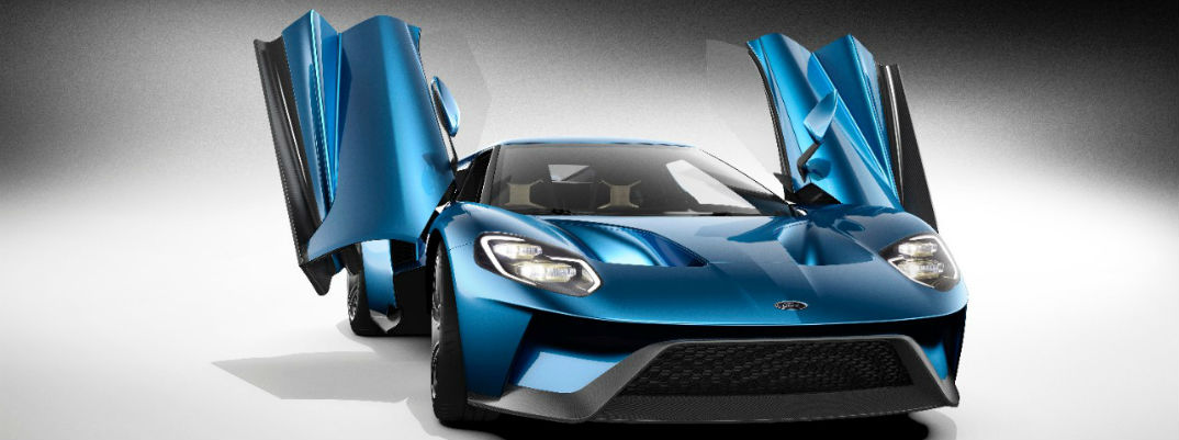 12 Ford Performance Vehicles on the Way