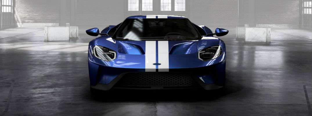 Ford Racing Parts >> 2017 Ford GT Color Options