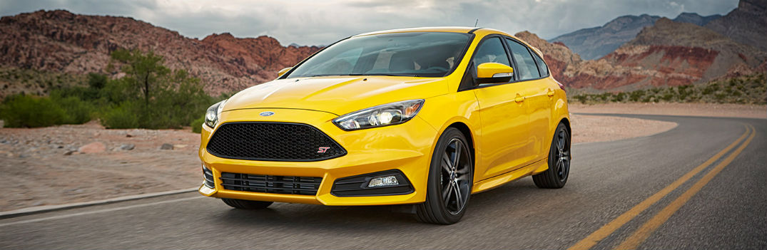 2017 Ford Focus Engine Options and Fuel Economy Rating