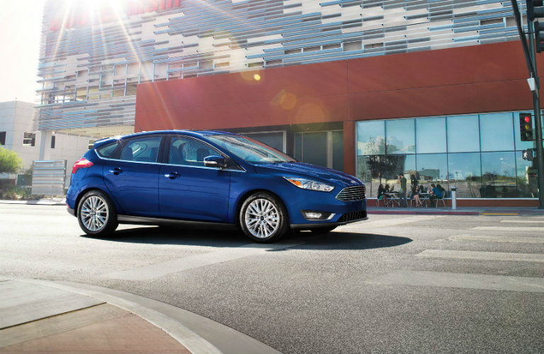2017 ford focus engine options and fuel economy rating. Cars Review. Best American Auto & Cars Review