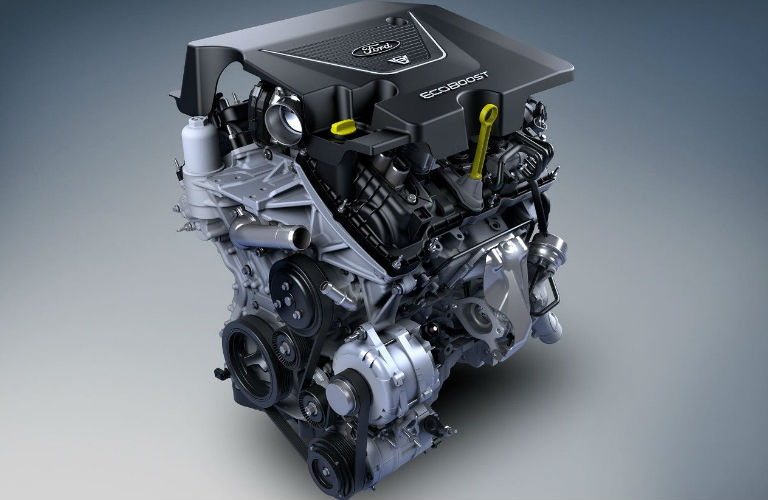 Ford Fusion Engine Options B O