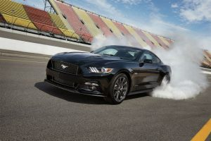 2017 Ford Mustang safety equipment