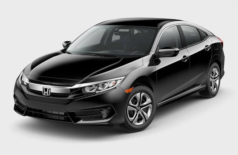 2017 honda civic safety features