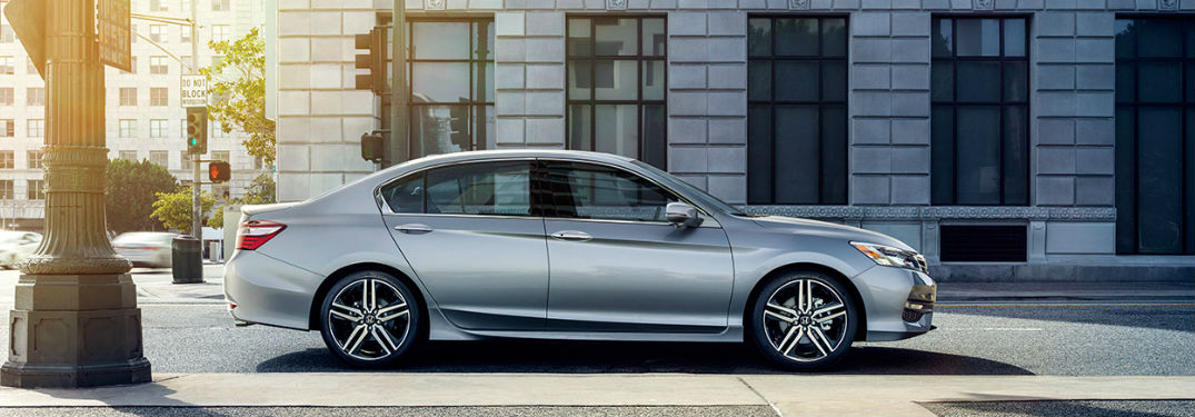 2017 Honda Accord Performance and Safety Features