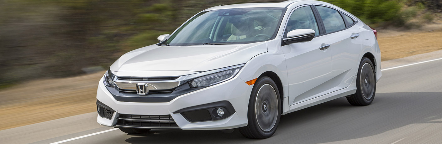 Gas Mileage and Efficiency Ratings of the 2017 Honda Civic