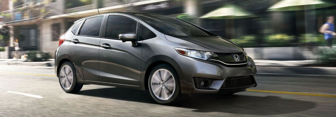 2017 Honda Fit Seating Options and Interior Variability
