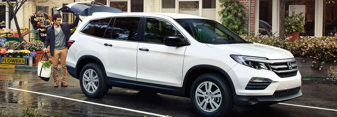 2017 Honda Pilot Safety Standards