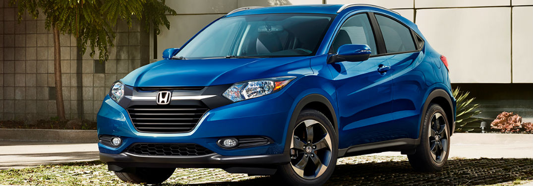 2018 Honda HR-V Safety Features