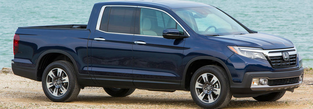 2018 Honda Ridgeline Engine Specs and Towing Capacity