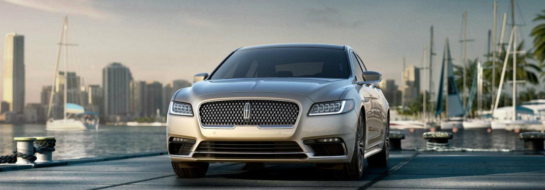 2017 Continental Top Safety Pick +