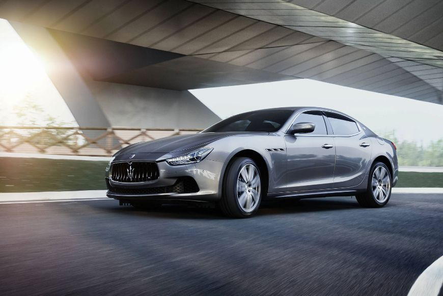 Maserati And Lotus Luxury Sports Cars Greenville Sc