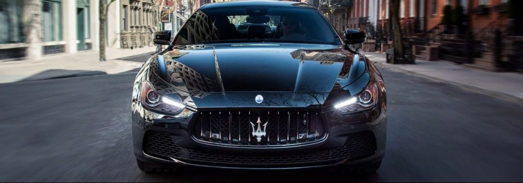 features of the maserati ghibli nerissimo special edition