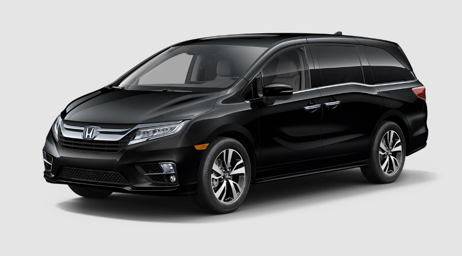 Color options for the 2018 honda odyssey for Honda odyssey colors 2018