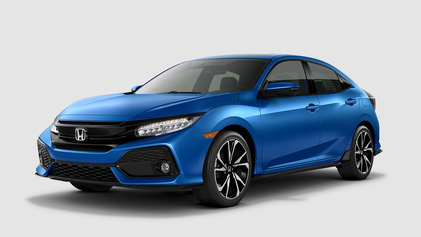 2017 Honda Civic Si Release Date >> What are the 2018 Honda Civic Hatchback color options?