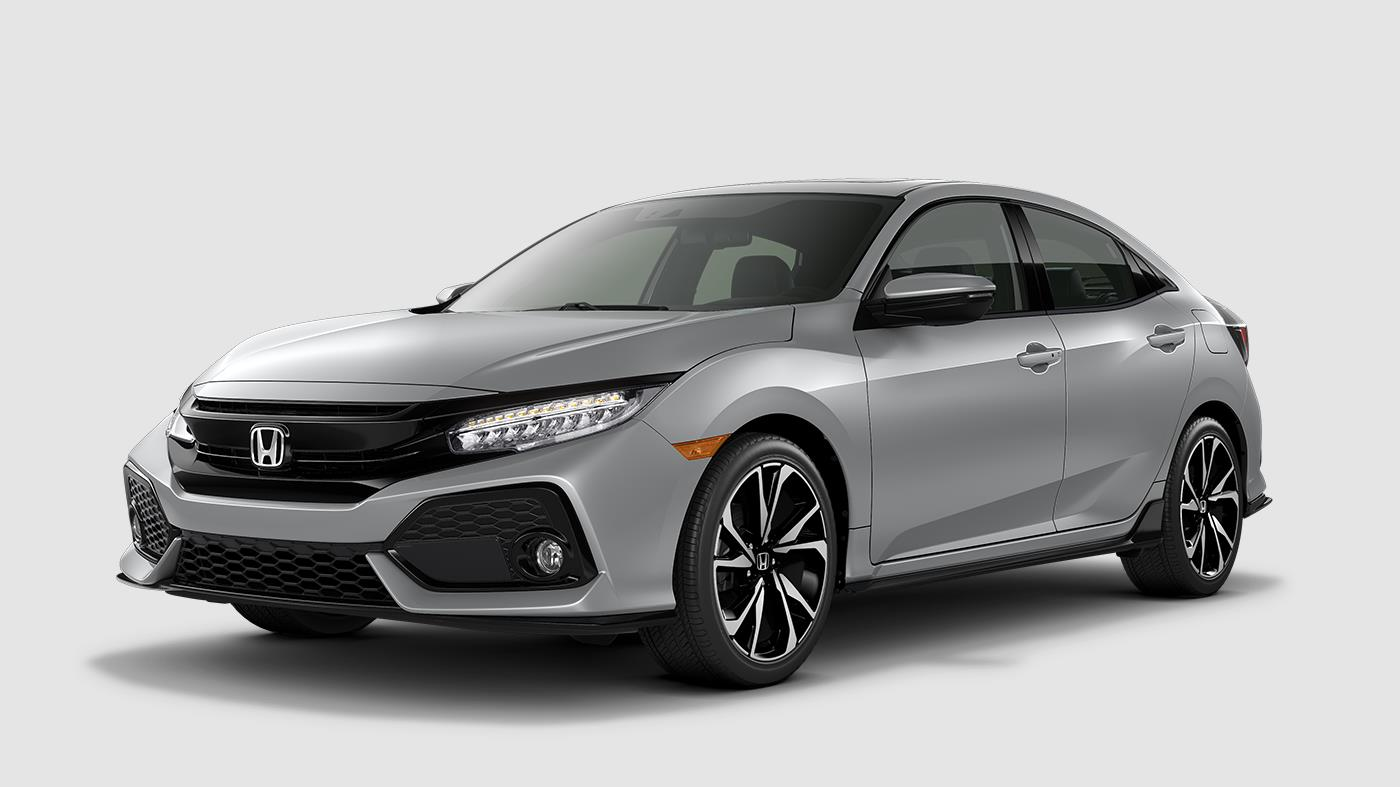 what are the 2018 honda civic hatchback color options. Black Bedroom Furniture Sets. Home Design Ideas