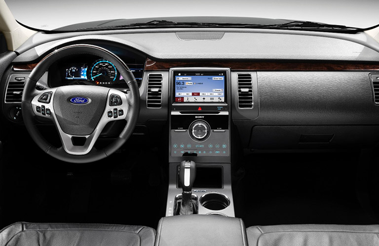 Difference Between 2017 Ford Flex Configurations