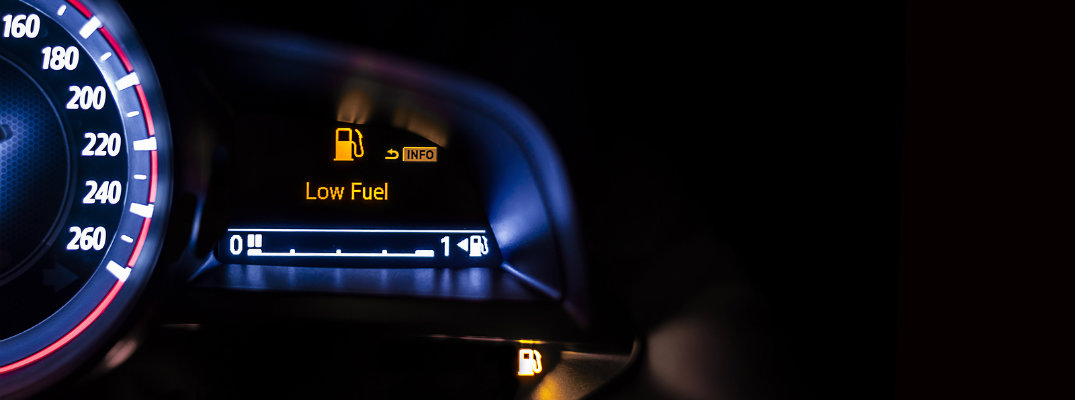 Low Gas Prices >> How far can you drive a Hyundai when the gas light comes on?