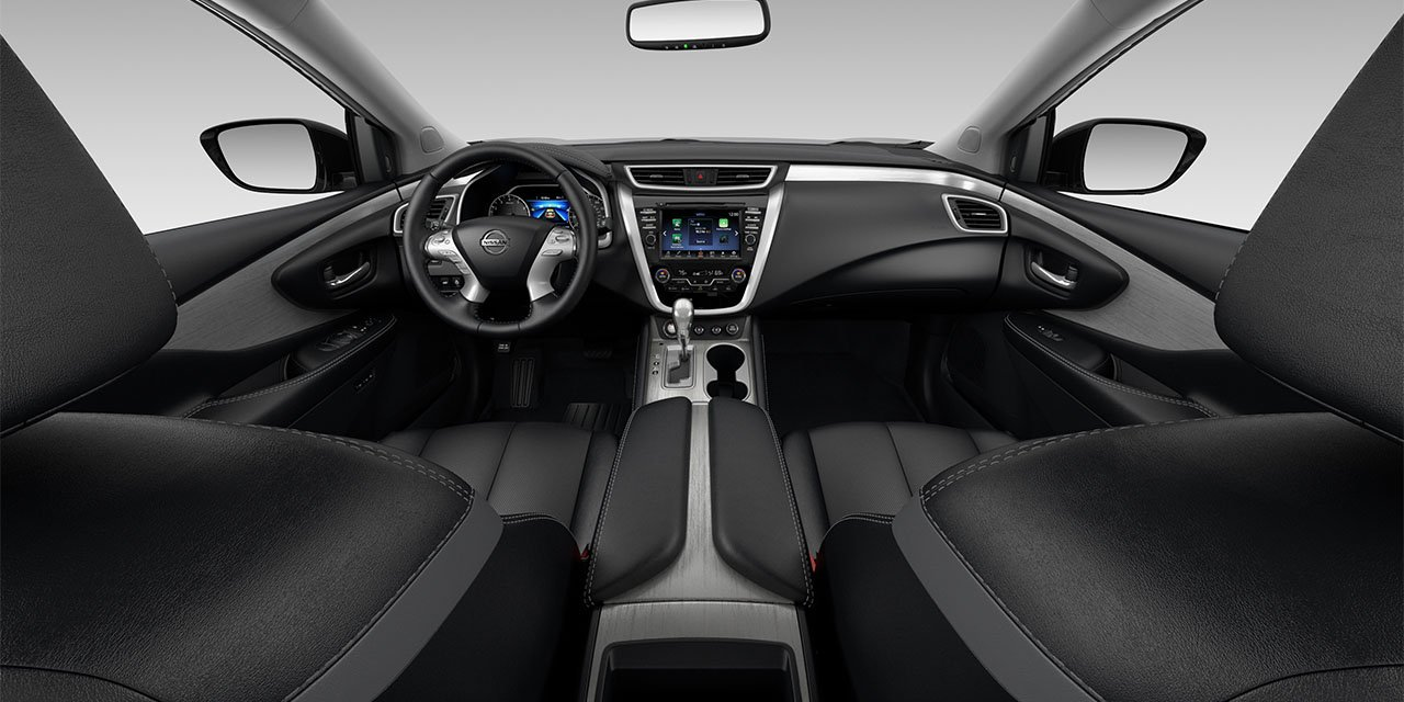 Is The 2017 Nissan Murano Available With Leather Seats