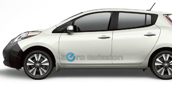 2017 Nissan Leaf Fuel and Money Savings Zero Emission