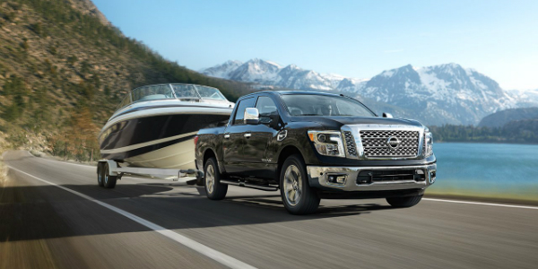 Nissan Titan Towing Capacity >> What Is The Towing Capacity Of The 2017 Nissan Titan