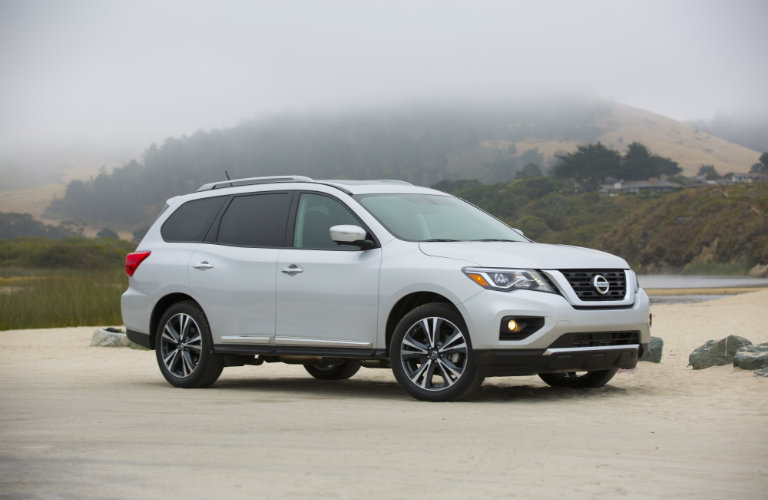 Nissan Pathfinder Towing. 2018 Pathfinder Towing Capacity