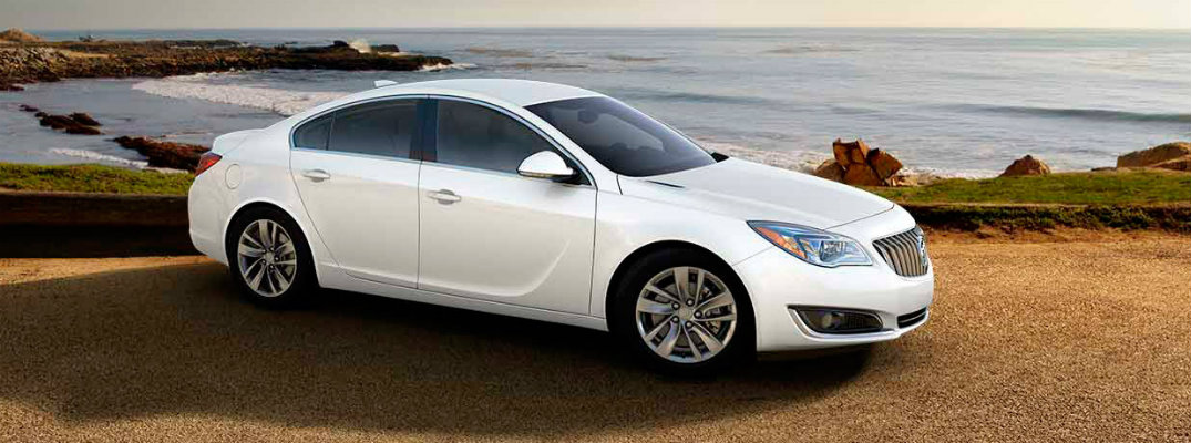 2017 Buick Regal Engine Options, Fuel Economy, and Driving Range