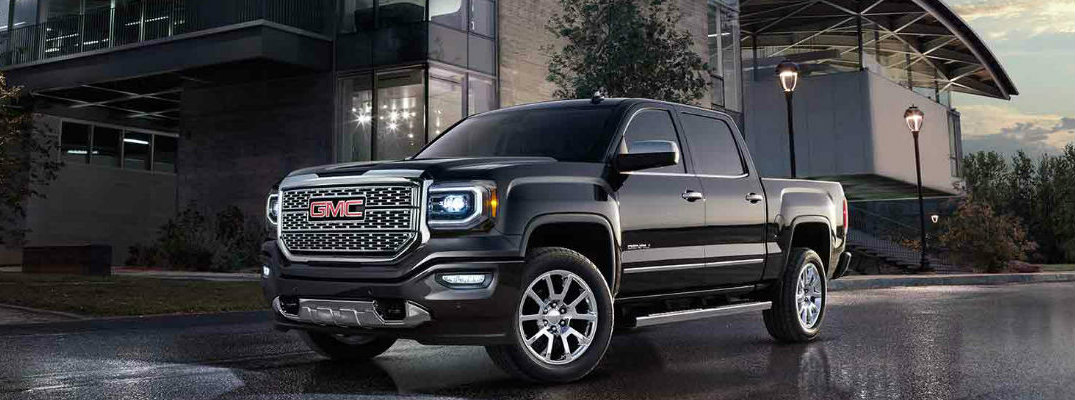 2018 GMC Sierra 1500 Max Trailering Package Features