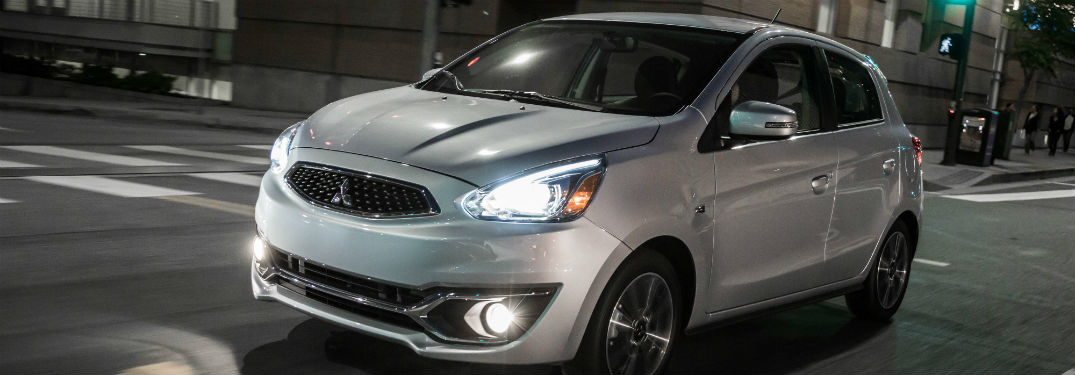 2018 Mitsubishi Mirage Vs 2018 Chevrolet Spark