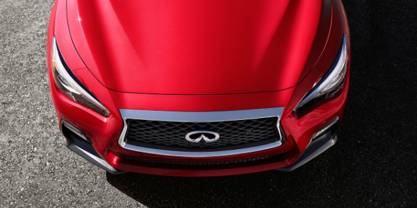 Performance of the 2018 INFINITI Q50 Front End