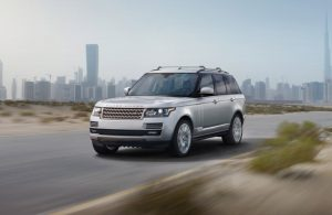 2016 Land Rover Range Rover front
