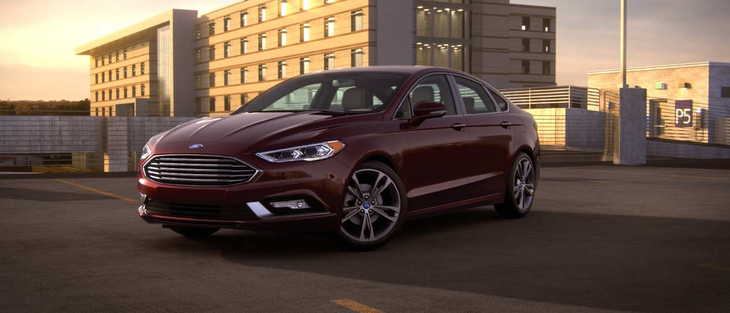 2017 Ford Fusion White Gold Color >> List of 2018 Ford Fusion color options