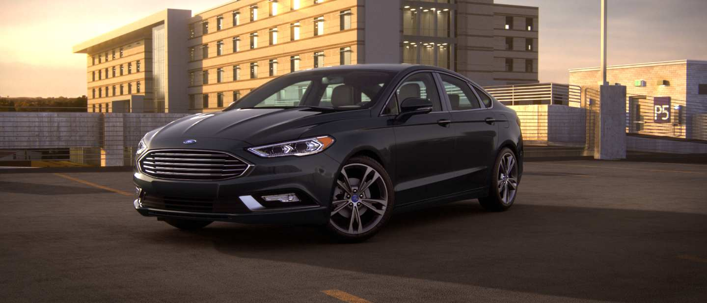 2018 Ford Fusion Magentic