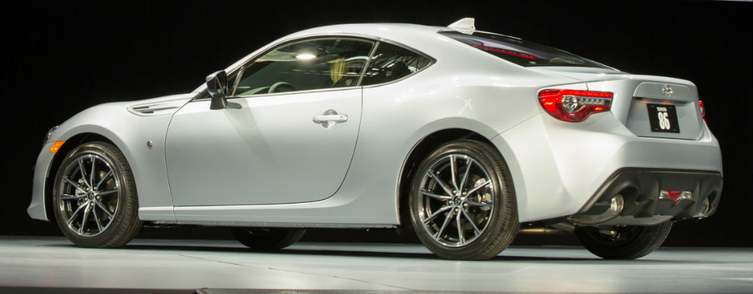Toyota 86 release date
