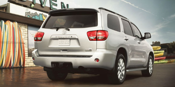 Toyota Sequoia Towing Capacity >> Blogsectionhow Much Can The 2017 Toyota Sequoia Tow