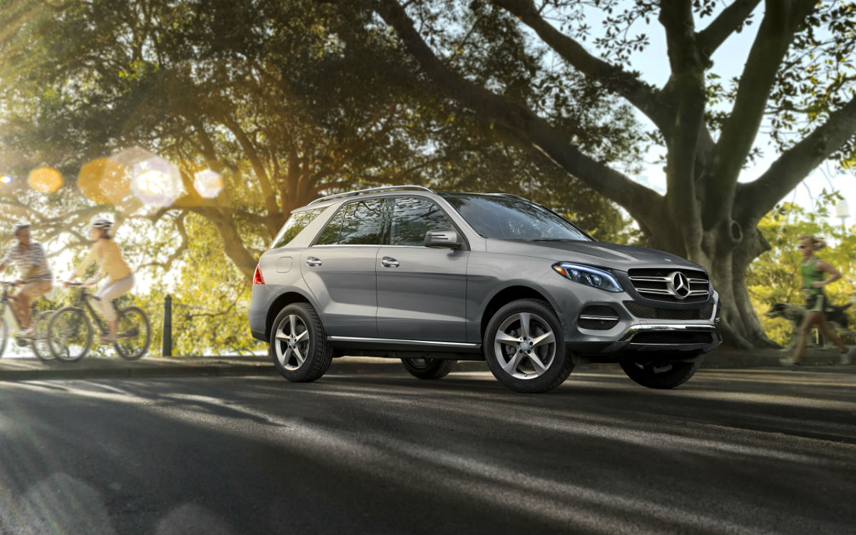 2017 mercedes benz gle suv specs features. Black Bedroom Furniture Sets. Home Design Ideas