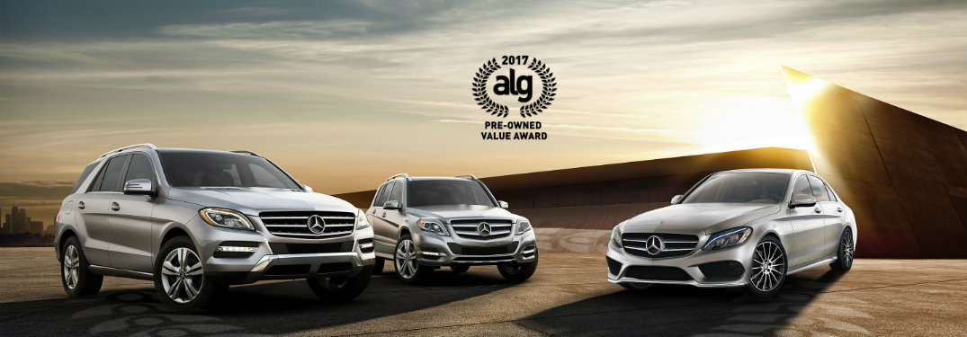 Benefits of Mercedes-Benz Certified Pre-Owned Models