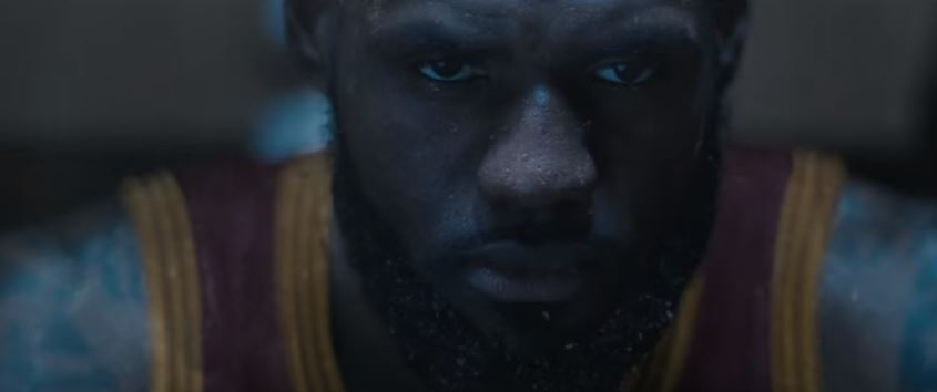 LeBron James Partners with Kia for Rain Spot