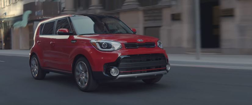 Get a Little Turbo with the 2017 Kia Soul
