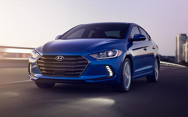 What Colors Does the 2018 Hyundai Elantra Come in? |Elantra Colors
