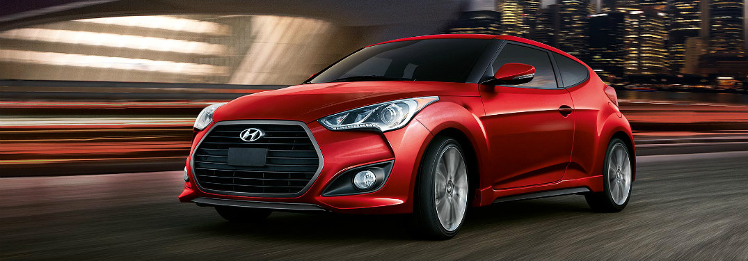 How many doors does the veloster have