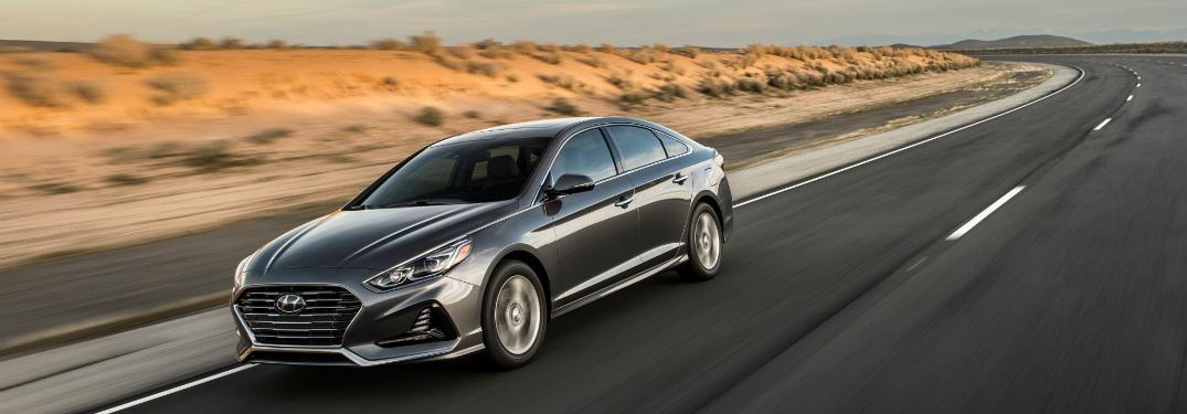 What's New on the 2018 Hyundai Sonata?