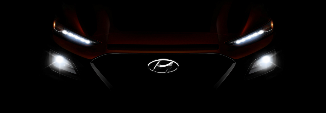 What We Know About the Hyundai Kona