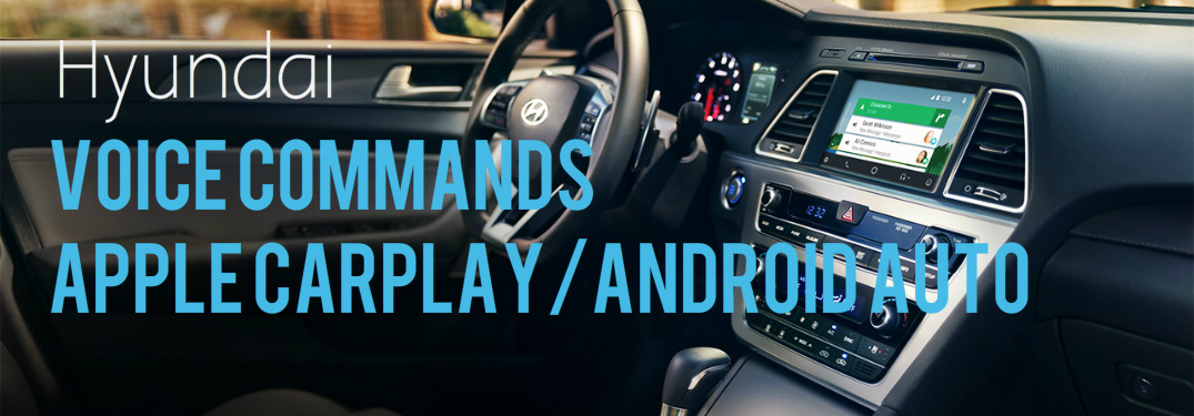 How to Use Voice Commands for Android Auto and Apple CarPlay?