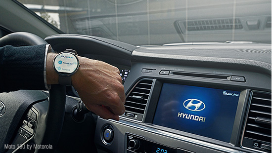 My Hyundai Blue Link >> Available Blue Link Packages And Pricing