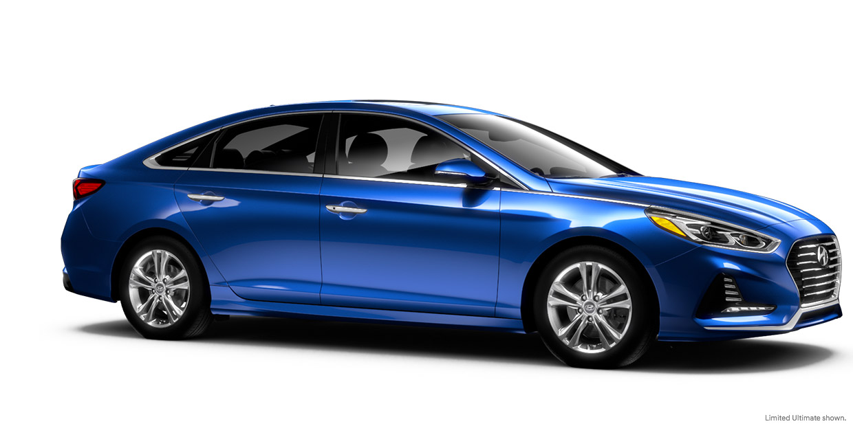 2018 Hyundai Sonata Color Options