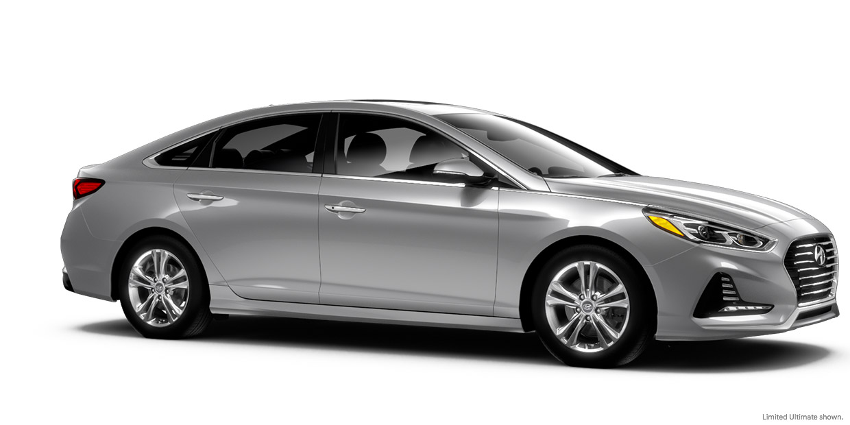 Elantra 2017 Silver >> 2018 Hyundai Sonata Color Options