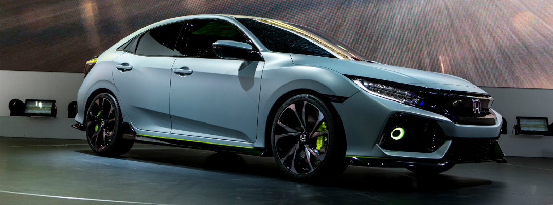 new car releases for 2016Honda Civic Hatch Set to Debut at New York Auto Show  Planet Honda