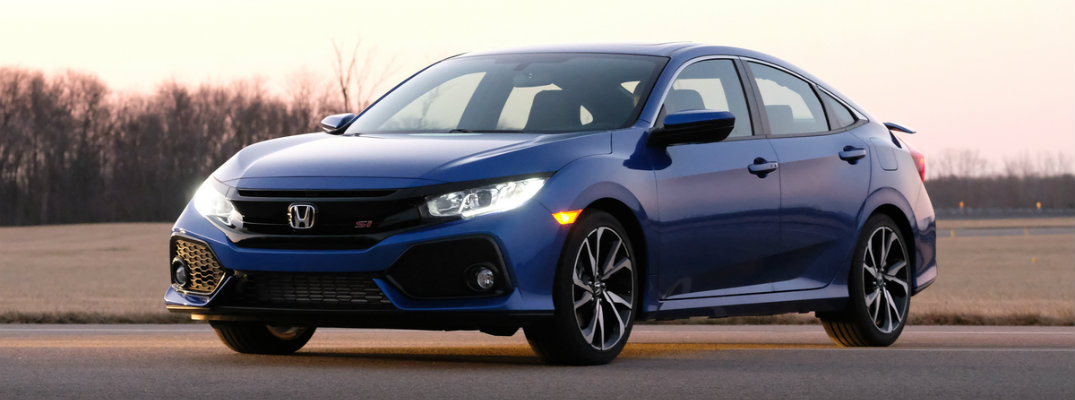 2017 Honda Civic Si new features and performance