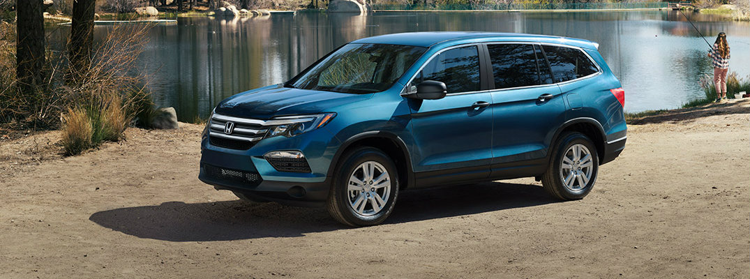 2017 Honda Pilot towing capacity and engine specs